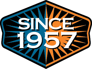 "The portion of the Owens logo containing the words ""Since 1957""."
