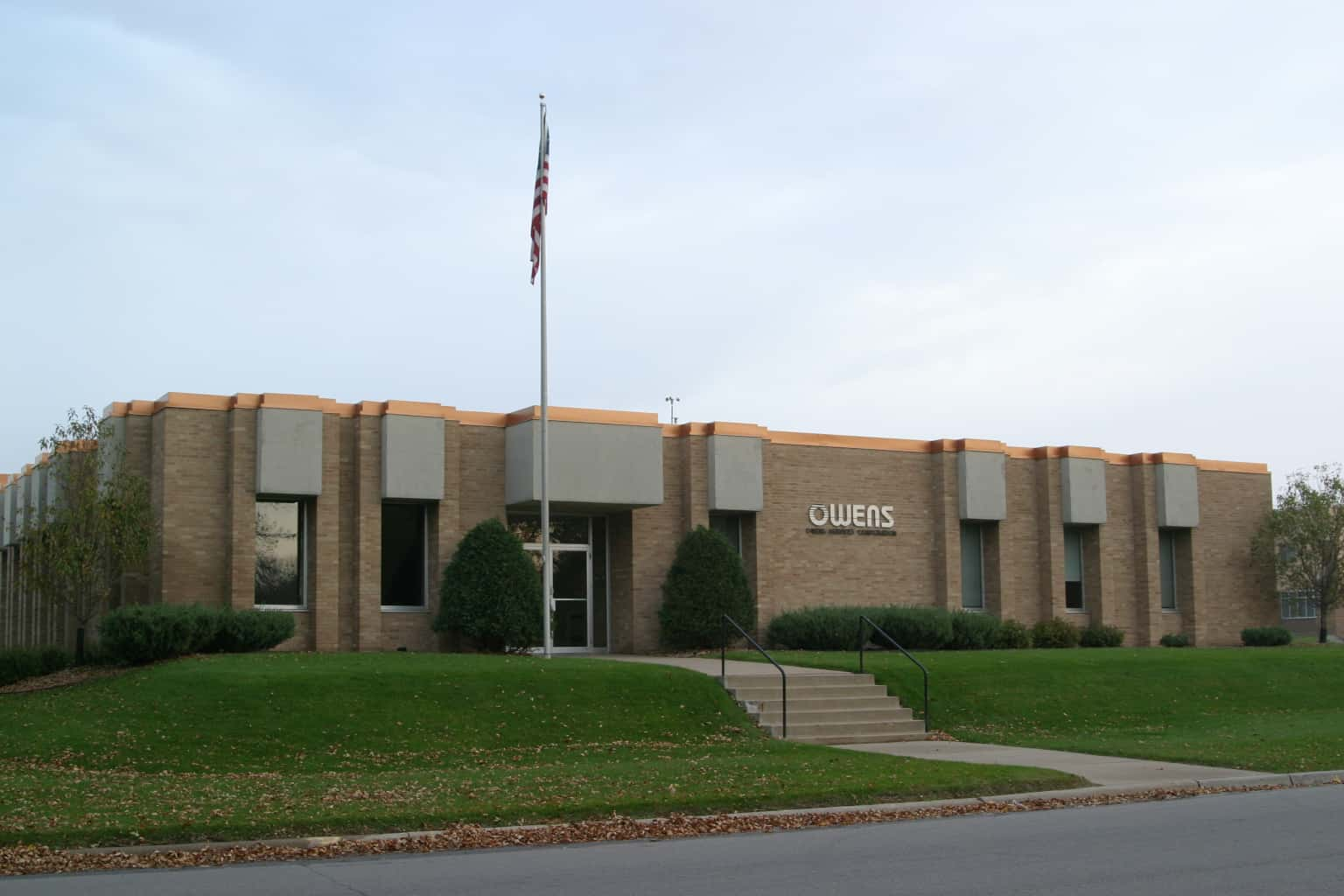 The Owens Companies headquarters in Bloomington, MN