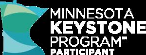 The logo of the Minnesota Keystone Program