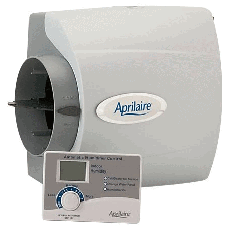 An Aprilaire Humidifier
